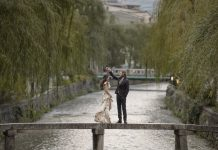 Kyoto Elopement Plans • Intimate Weddings & Elopements in Kyoto