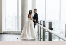 Modern, Intimate Wedding at Hotel X