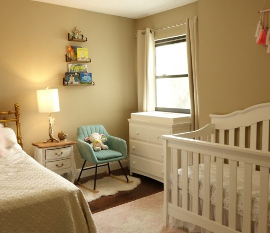 Nursery Ideas for baby Girl [Steal] - Treast