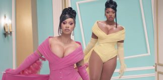 """Cardi B and Megan Thee Stallion's """"WAP"""" Music Video Outfits"""