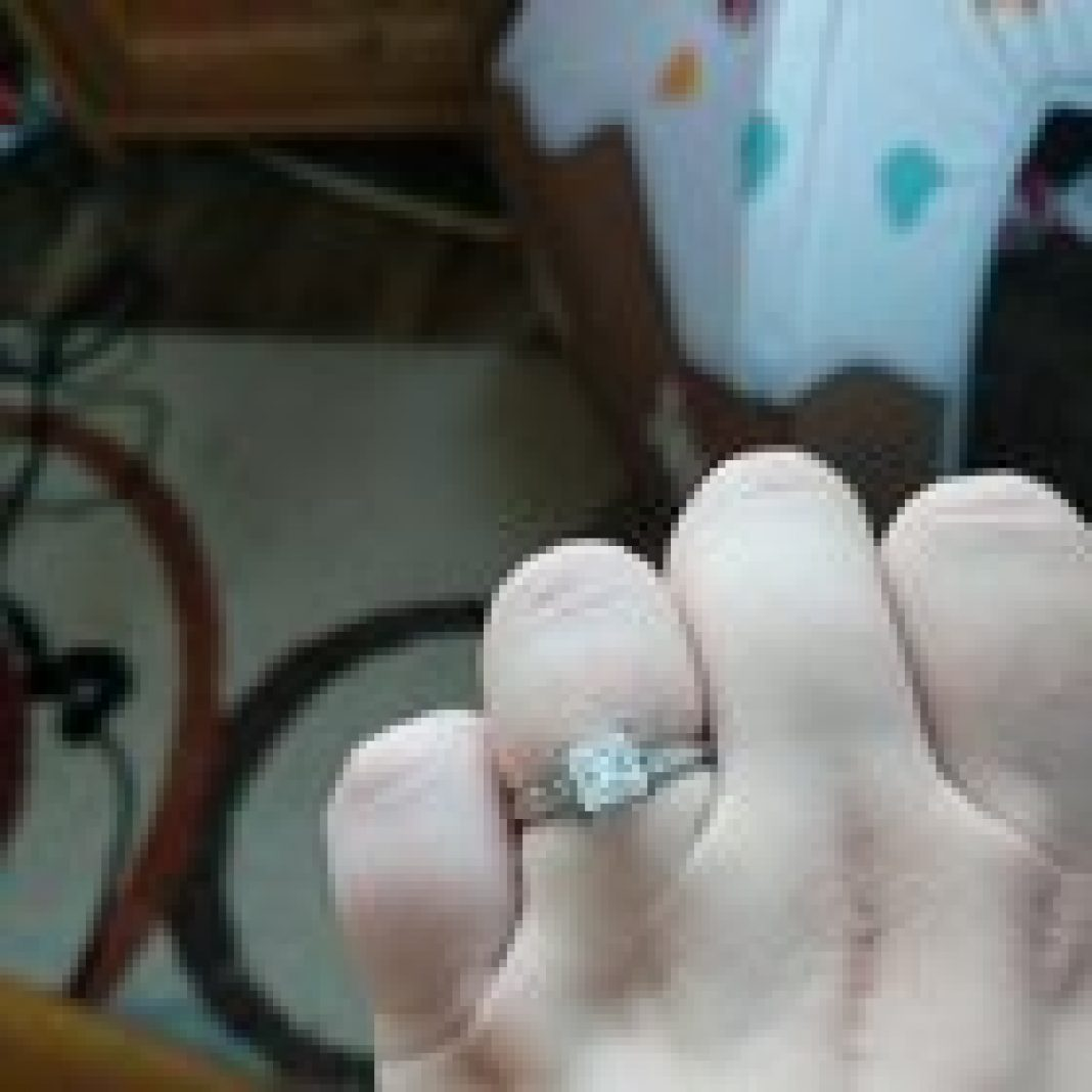 Engaged to the love of my life
