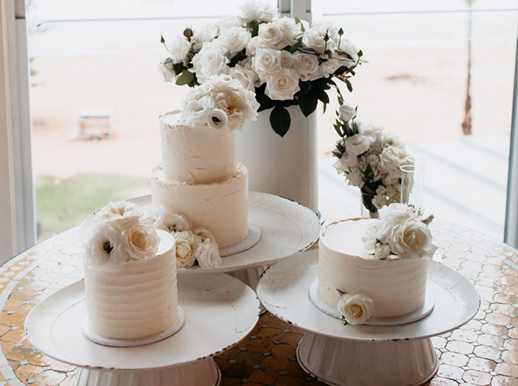 Wedding Cakes That Have Been Styled To Perfection