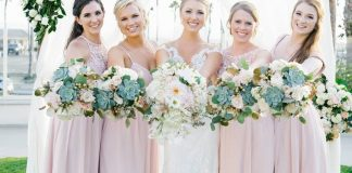 Blush Bridesmaid Dresses Your Girls Will Love – Wedding Shoppe