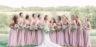 Why We Love Desert Rose Bridesmaid Dresses – Wedding Shoppe
