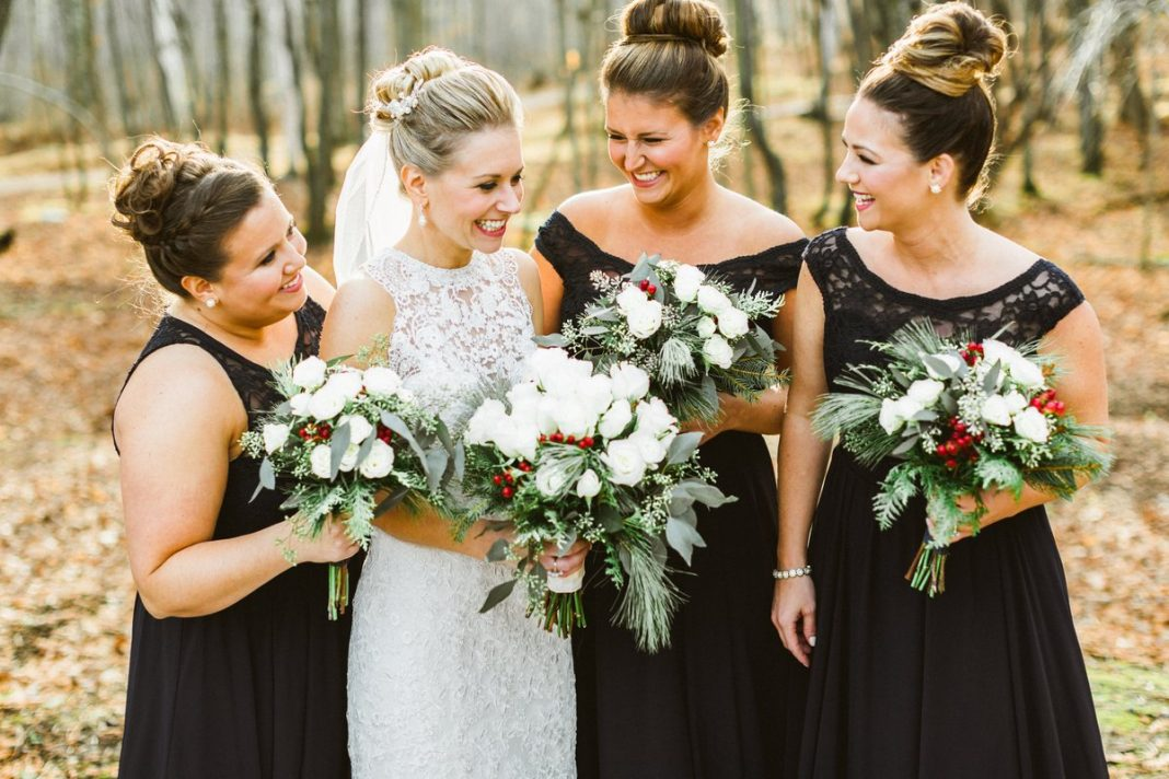 Your Guide to Black Bridesmaid Dresses – Wedding Shoppe