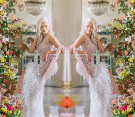 A Vibrant Whimsical Workshop - WedLuxe Magazine
