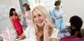 Who to Invite to a Bridal Shower