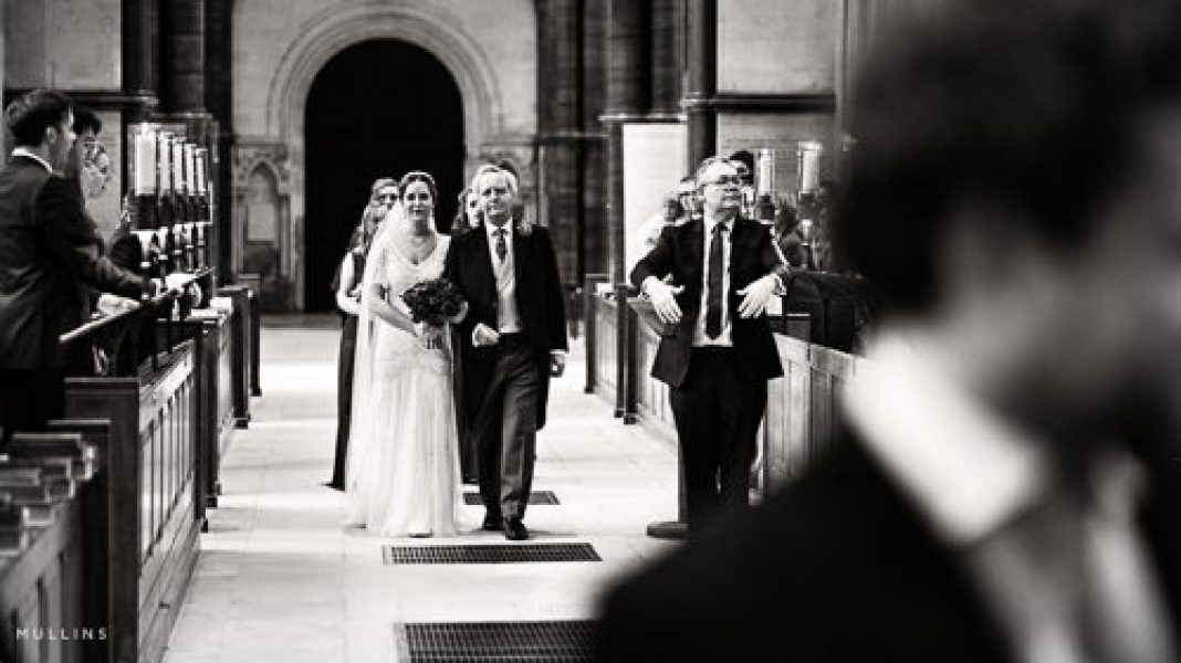Temple Church & Baltic Restaurant London Wedding