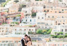 A Travel Influencer's Destination Wedding in Positano ⋆ Ruffled