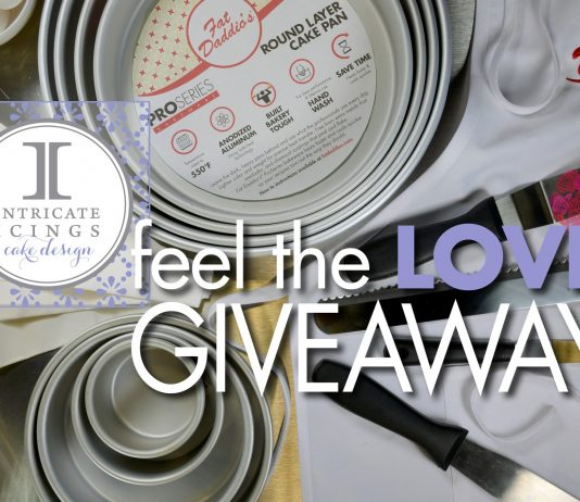 Feel the Love Giveaway