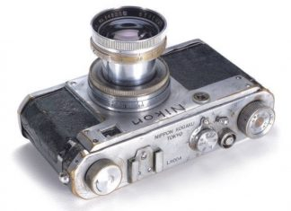 Nikon L Rangefinder Prototype Auctioned Off for $468,850
