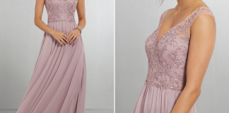 15 Embroidered Bridesmaid Dresses You'll Love – Wedding Shoppe