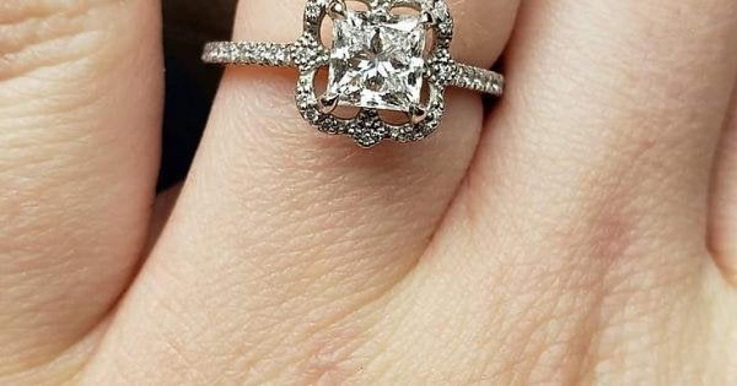 Got engaged after 9.5 years last Friday!