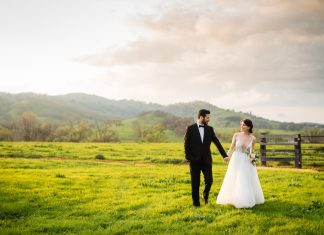 A Beautiful Destination Wedding on a Private Ranch