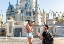 disney wedding proposal