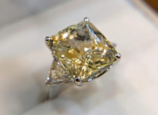 One-of-a-kind ring!