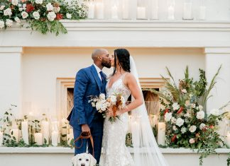 Il Mercato Microwedding With A Very Good Dog of Honor ⋆ Ruffled