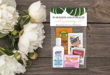 Destination Wedding Hangover Kit Ideas Your Guests Will Love
