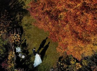 Wedding Film | A Spectacular Fall Elopement in Japan