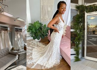 Highlighting One of our Black-Owned Bridal Boutiques