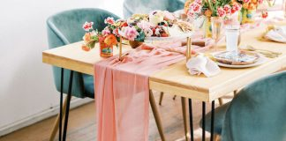 How to throw an at-home wedding fiesta to celebrate your original date