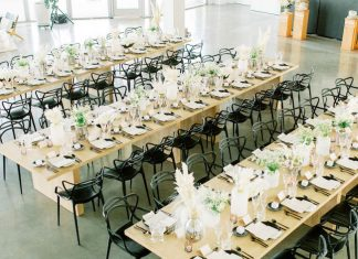 Our First-Ever Inspired by Weddings Event