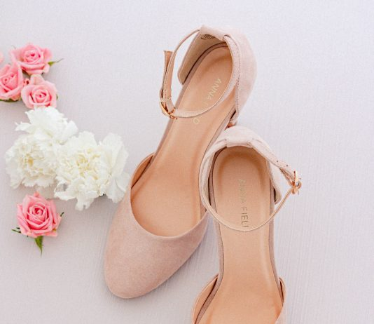 Flat Lay Photography - Pastel Romance Wedding Inspiration