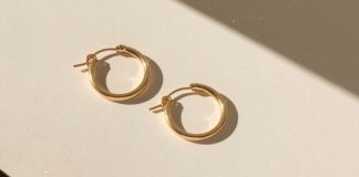 Cute Gold Jewelry For Your Bridesmaids $30 & Under