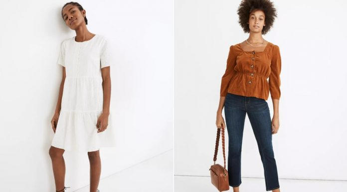 Best Clothes For Petites From Madewell