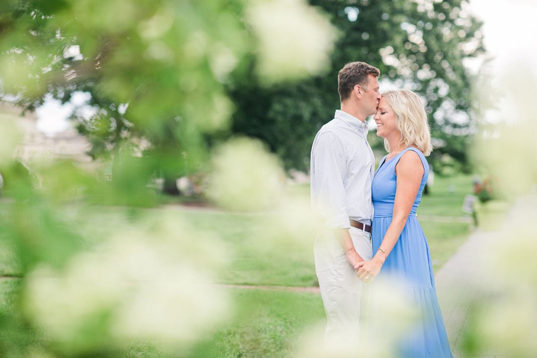 Creating a Soft Image in a Harsh Environment - Virginia Wedding Photographer