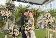 Modern Wedding With A Romantic Vibe