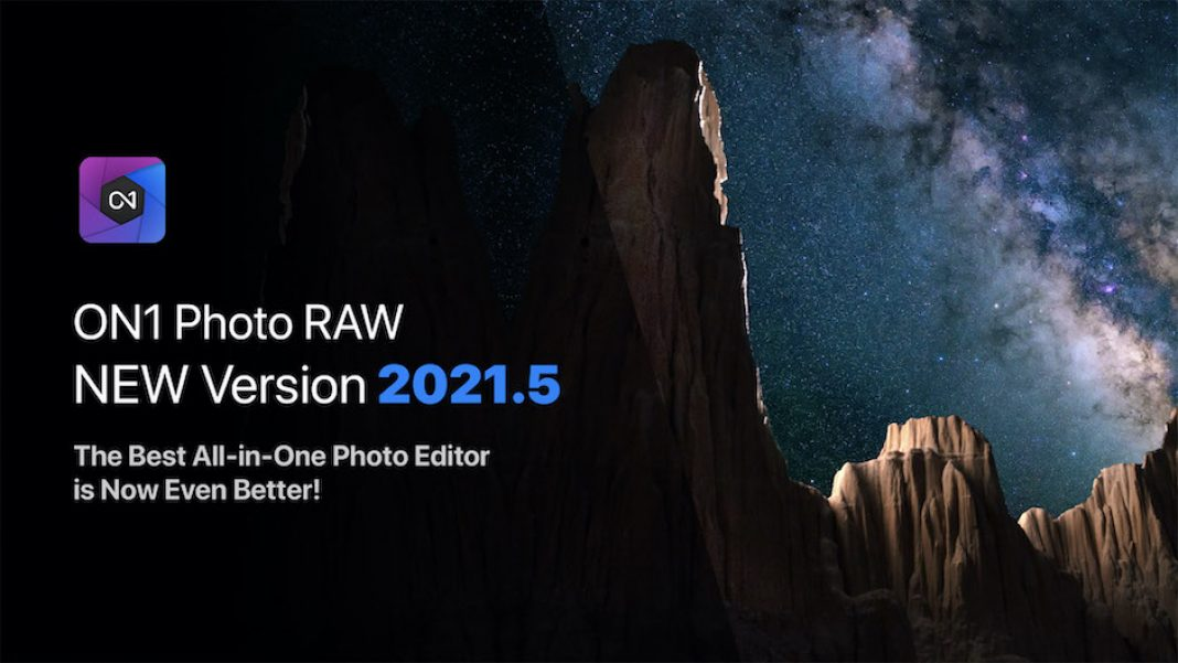 ON1 Photo RAW 2021.5: New and Improved Features