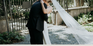 Chic Wedding at Gibbes Museum of Art