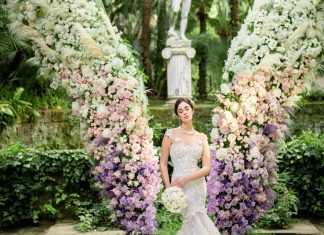 Dreaming of Sorrento ~ WedLuxe Media